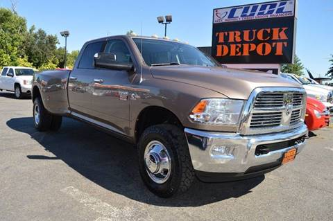 2010 Dodge Ram Pickup 3500 for sale at Sac Truck Depot in Sacramento CA