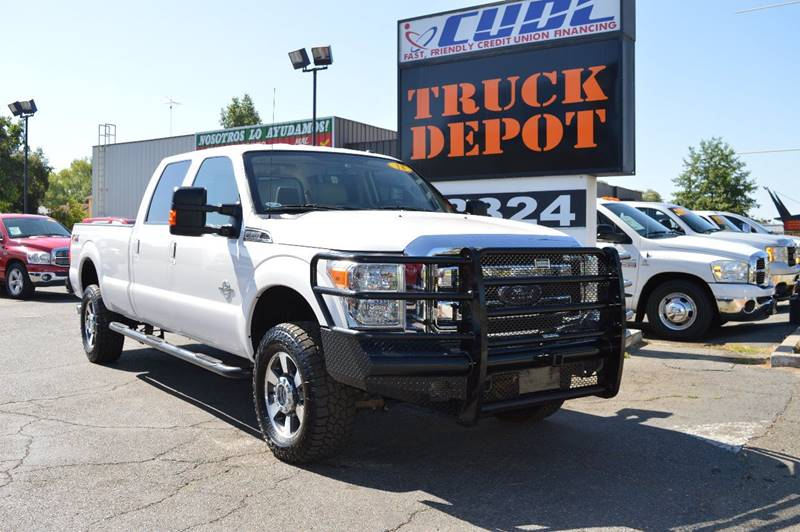 2013 Ford F-350 Super Duty for sale at Sac Truck Depot in Sacramento CA
