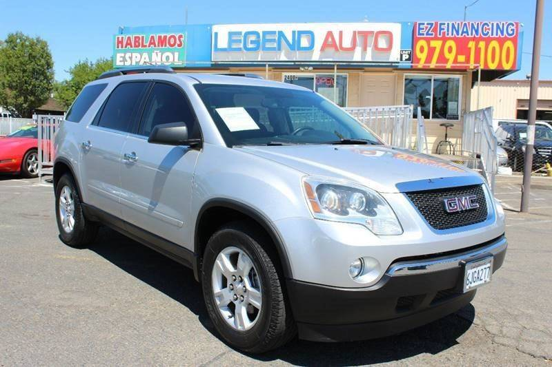 2009 GMC Acadia for sale at Sac Truck Depot in Sacramento CA