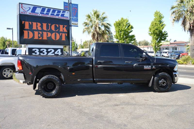 2016 RAM Ram Pickup 3500 for sale at Sac Truck Depot in Sacramento CA