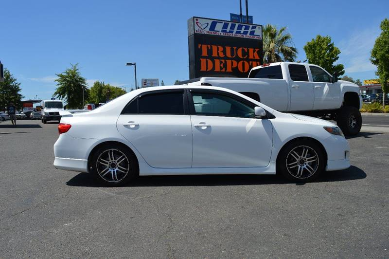 2010 Toyota Corolla for sale at Sac Truck Depot in Sacramento CA