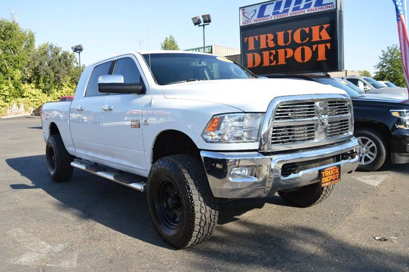 2011 RAM Ram Pickup 2500 for sale at Sac Truck Depot in Sacramento CA