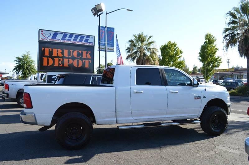 2011 RAM Ram Pickup 2500 for sale at Sac Truck Depot in Sacramento CA
