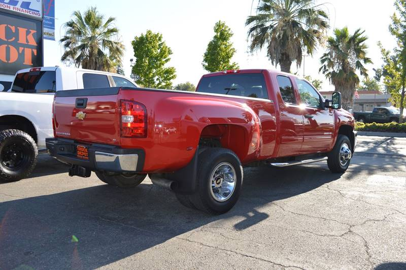 2011 Chevrolet Silverado 3500HD for sale at Sac Truck Depot in Sacramento CA