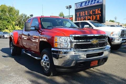 2011 Chevrolet Silverado 3500HD for sale at Sac Truck Depot in Sacramento CA