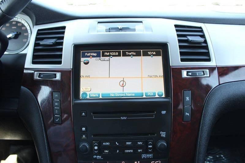 2010 Cadillac Escalade ESV for sale at Sac Truck Depot in Sacramento CA