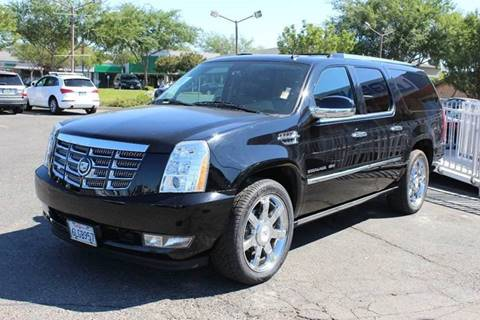 2010 Cadillac Escalade ESV for sale at Sac Truck Depot in Sacramento CA