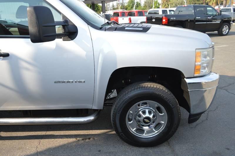 2011 Chevrolet Silverado 2500HD for sale at Sac Truck Depot in Sacramento CA