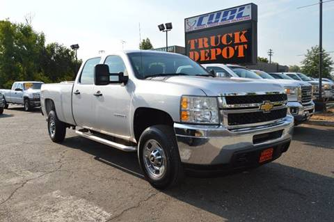 2011 Chevrolet Silverado 2500HD for sale at Sac Truck Depot in Sacramento CA
