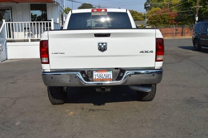 2012 RAM Ram Pickup 2500 for sale at Sac Truck Depot in Sacramento CA