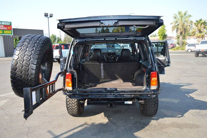 2001 Jeep Cherokee for sale at Sac Truck Depot in Sacramento CA