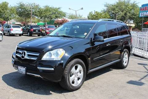 2012 Mercedes-Benz GL-Class for sale at Sac Truck Depot in Sacramento CA