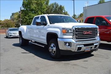 2015 GMC Sierra 3500HD for sale at Sac Truck Depot in Sacramento CA