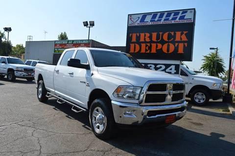2014 RAM Ram Pickup 3500 for sale at Sac Truck Depot in Sacramento CA