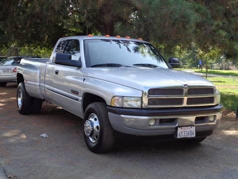2002 Dodge Ram Pickup 3500 for sale at Sac Truck Depot in Sacramento CA