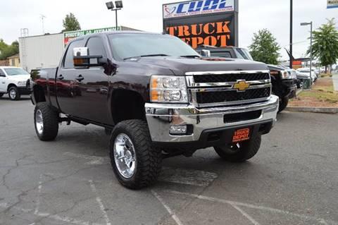 2008 Chevrolet Silverado 2500HD for sale at Sac Truck Depot in Sacramento CA