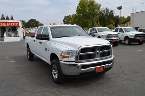 2012 RAM Ram Pickup 3500 for sale at Sac Truck Depot in Sacramento CA