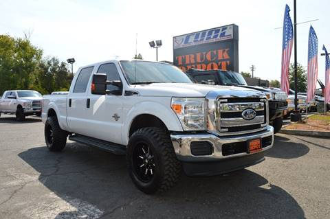 2011 Ford F-250 Super Duty for sale at Sac Truck Depot in Sacramento CA