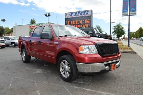 2007 Ford F-150 for sale at Sac Truck Depot in Sacramento CA