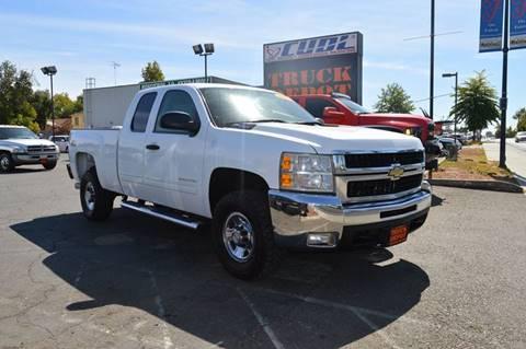 2009 Chevrolet Silverado 2500HD for sale at Sac Truck Depot in Sacramento CA