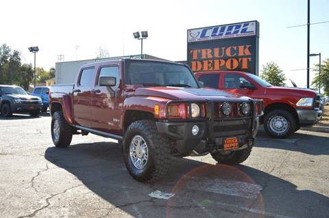 2010 HUMMER H3T for sale at Sac Truck Depot in Sacramento CA