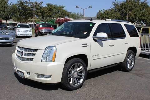2014 Cadillac Escalade for sale at Sac Truck Depot in Sacramento CA