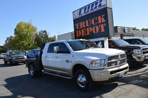 2011 RAM Ram Pickup 3500 for sale at Sac Truck Depot in Sacramento CA