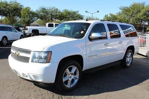 2009 Chevrolet Suburban for sale at Sac Truck Depot in Sacramento CA