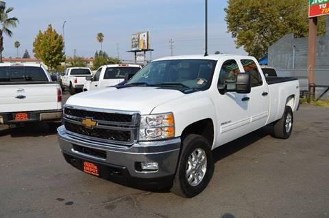 2012 Chevrolet Silverado 3500HD for sale at Sac Truck Depot in Sacramento CA