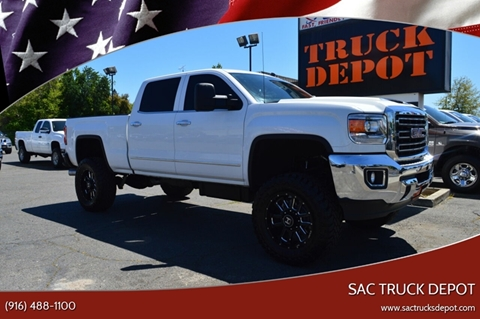 2015 GMC Sierra 2500HD for sale in Sacramento, CA