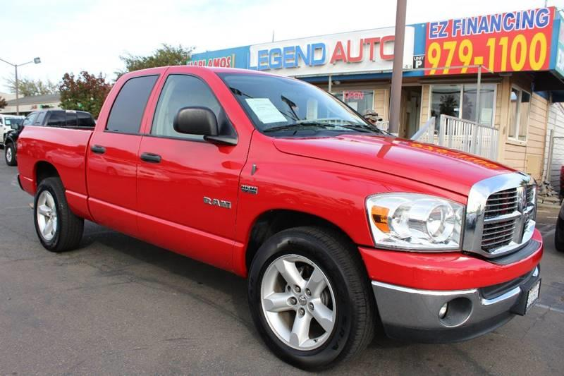 2008 Dodge Ram Pickup 1500 for sale at Sac Truck Depot in Sacramento CA
