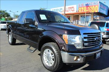 2013 Ford F-150 for sale at Sac Truck Depot in Sacramento CA