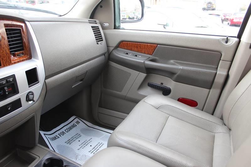 2007 Dodge Ram Pickup 1500 for sale at Sac Truck Depot in Sacramento CA