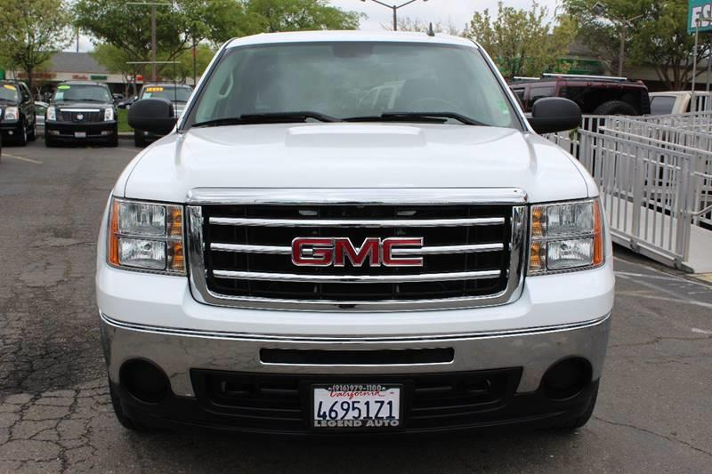 2009 GMC Sierra 1500 for sale at Sac Truck Depot in Sacramento CA
