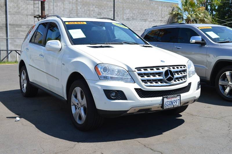2009 Mercedes-Benz M-Class for sale at Sac Truck Depot in Sacramento CA