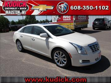 2013 Cadillac XTS for sale in Mauston, WI