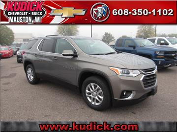 2018 Chevrolet Traverse for sale in Mauston, WI