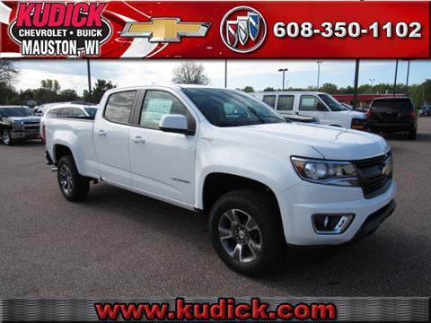 2018 Chevrolet Colorado for sale in Mauston, WI