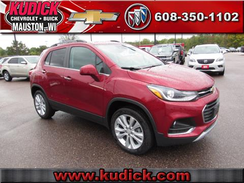 2018 Chevrolet Trax for sale in Mauston, WI