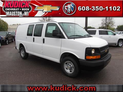 2017 Chevrolet Express Cargo for sale in Mauston, WI