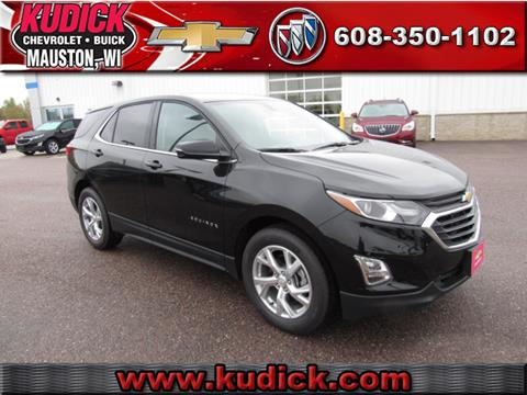 2018 Chevrolet Equinox for sale in Mauston, WI