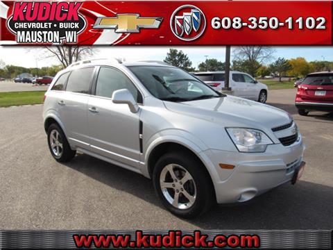 2012 Chevrolet Captiva Sport for sale in Mauston, WI