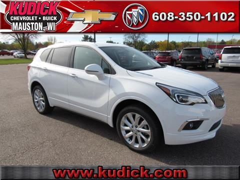 2018 Buick Envision for sale in Mauston, WI