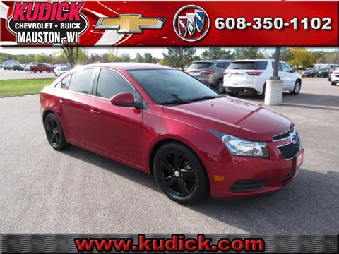 2014 Chevrolet Cruze for sale in Mauston, WI