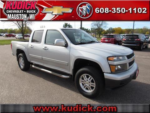 2012 Chevrolet Colorado for sale in Mauston, WI