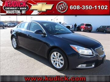 2012 Buick Regal for sale in Mauston, WI