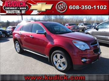 2014 Chevrolet Equinox for sale in Mauston, WI