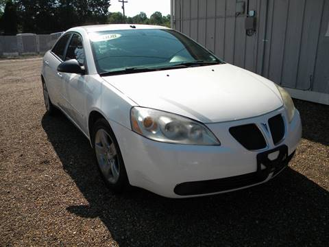 2008 Pontiac G6 for sale in Batesville, MS