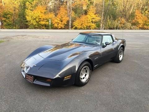 Used 1982 Chevrolet Corvette For Sale In Minot Nd Carsforsale