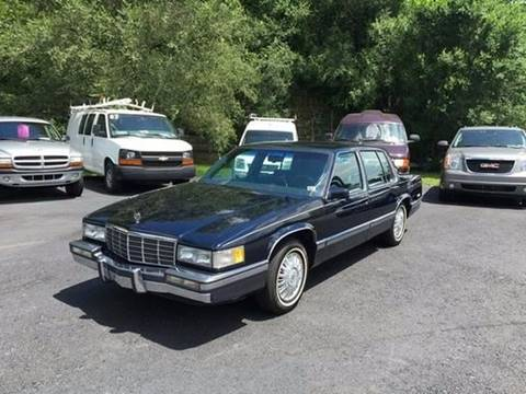 1991 Cadillac DeVille For Sale in Olive nch, MS - Carsforsale.com